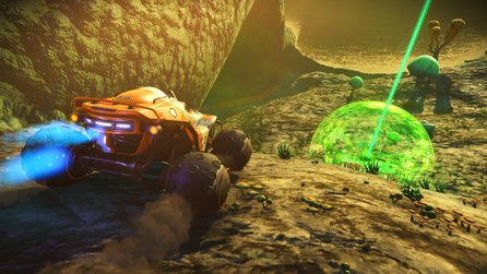 No Man's Sky - Gameplay-Video stellt das »Path Finder«-Update vor