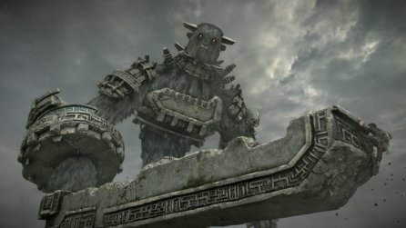 Shadow of the Colossus - Gameplay-Trailer kündigt Release im Februar 2018 an