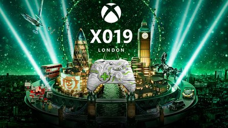 X019: Alle Highlights des Xbox-Events im Überblick