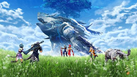 Xenoblade Chronicles 2 - Update v1.3.0 kommt im Februar & bringt New Game Plus-Modus