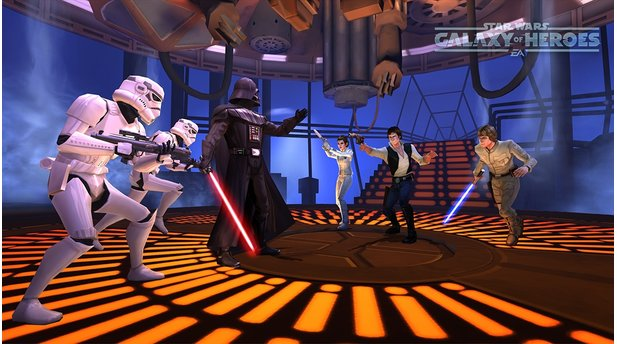 Star Wars: Galaxy of Heroes - Screenshots