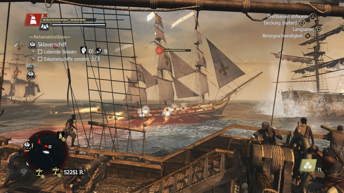 Assassin's Creed 4: Black Flag - Schrei nach Freiheit