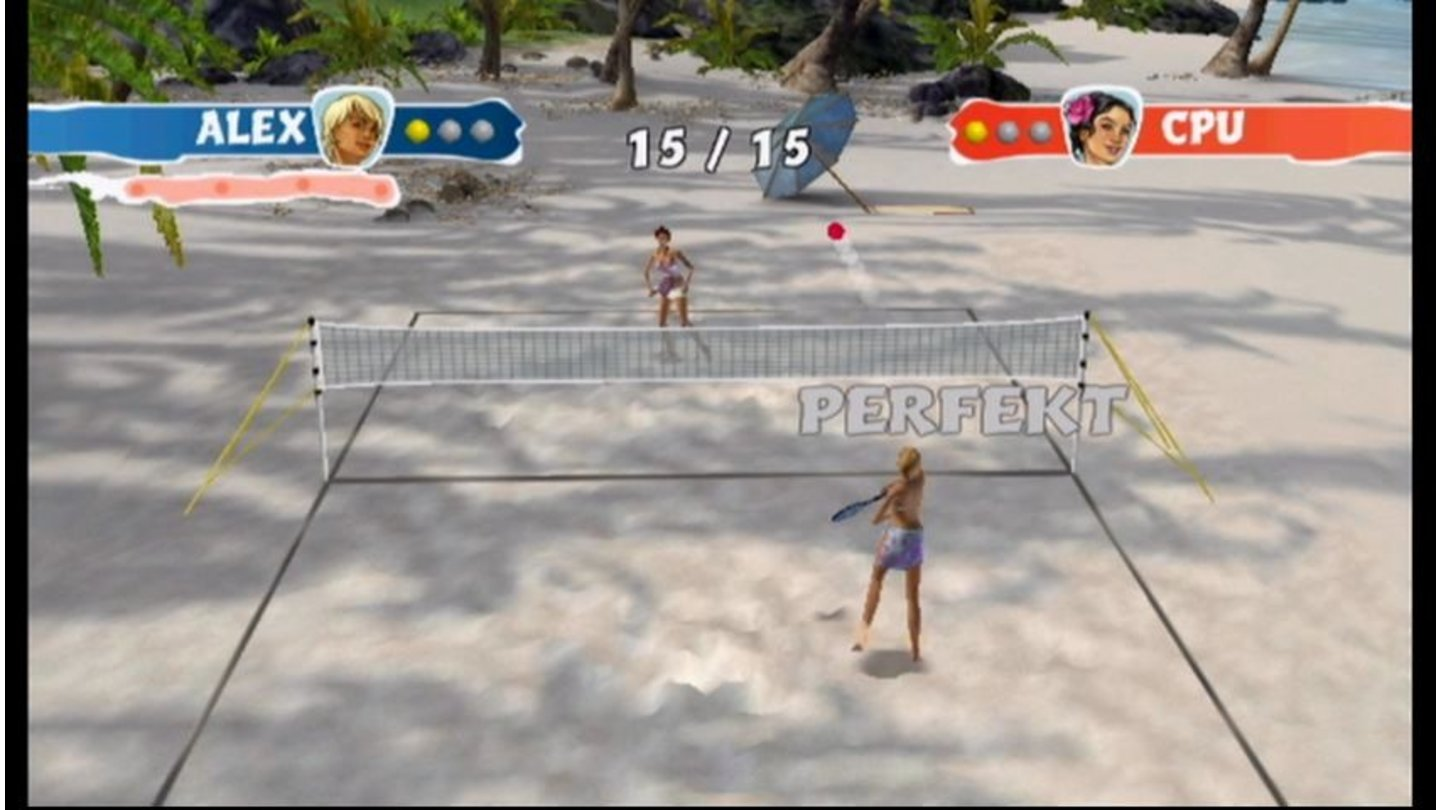 Beach Fun Summer Challenge [Wii]