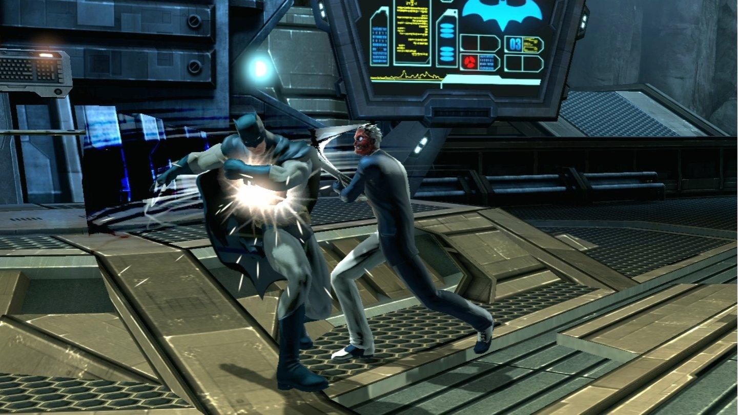 DC Universe Online - Screenshots aus dem Heads or Tales-Update