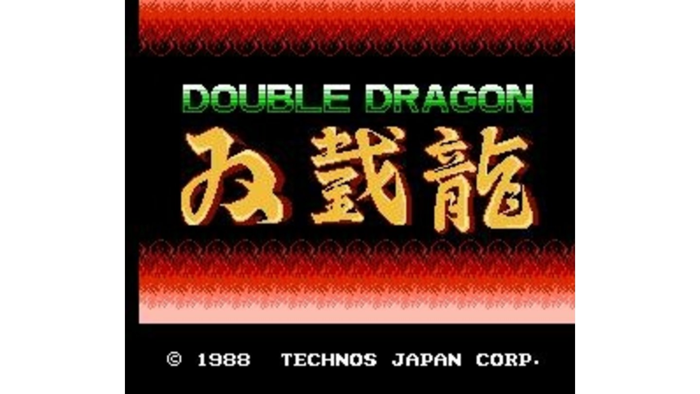 Title Screen (Japanese version)