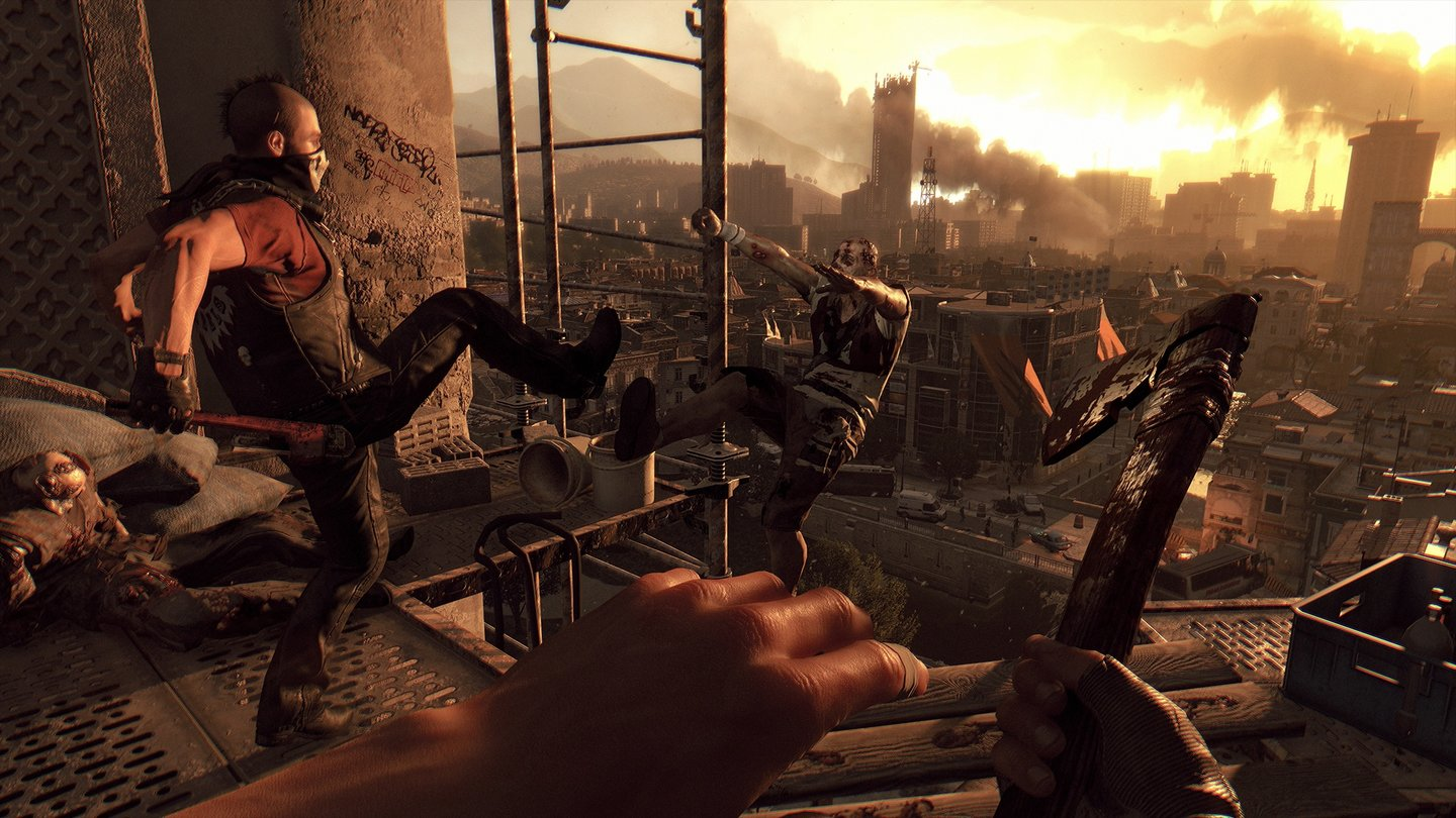 Dying Light - gamescom-Screenshots 2014