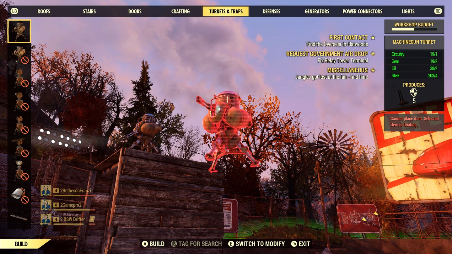 Fallout 76 - Screenshot (Preview)