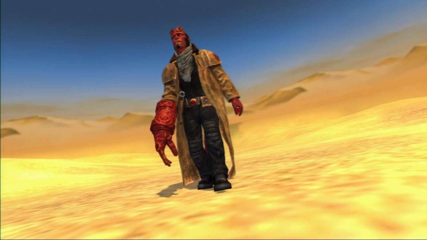 Hellboy The Science of Evil 4