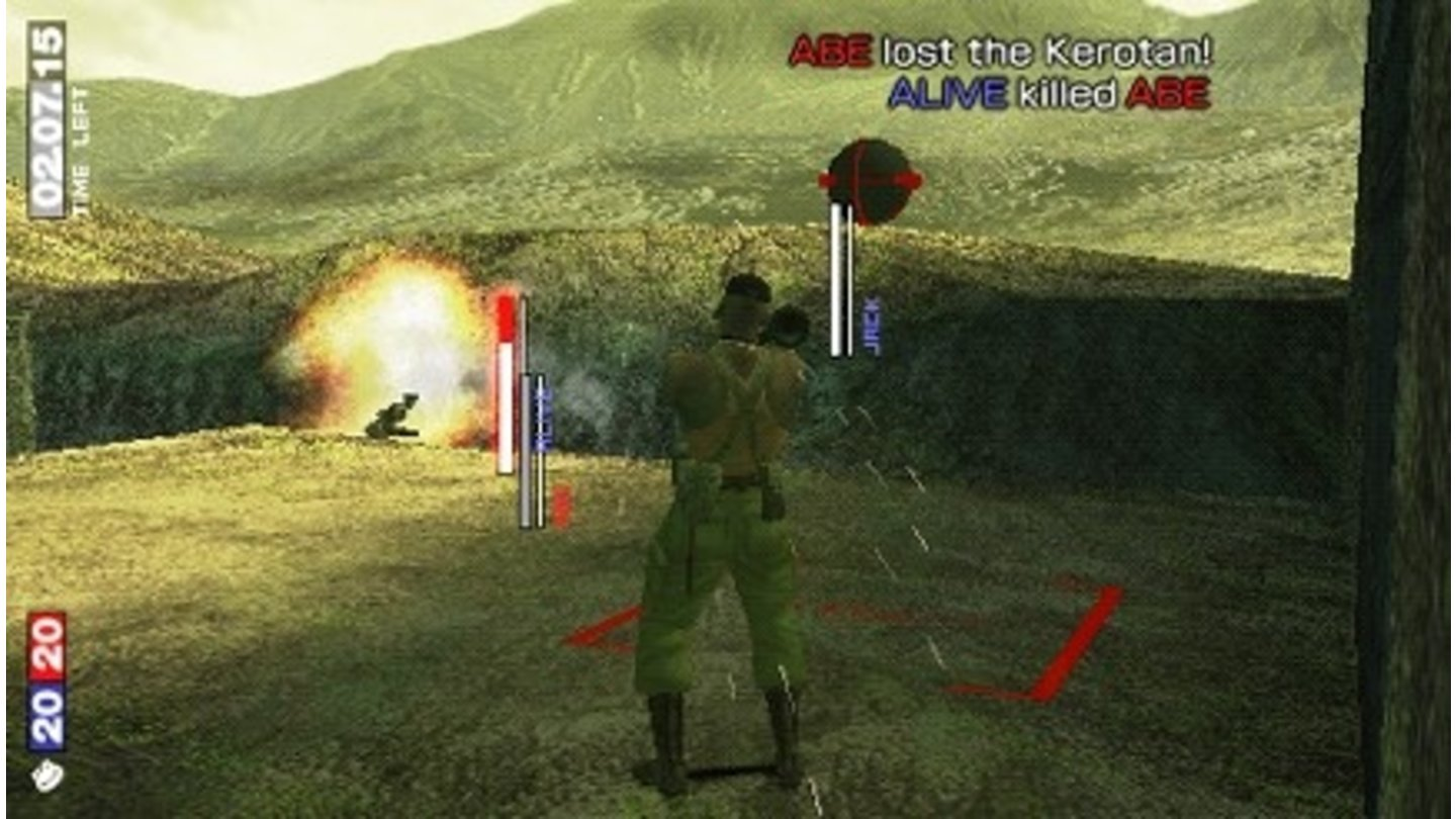 Metal Gear Solid Portable Ops 4