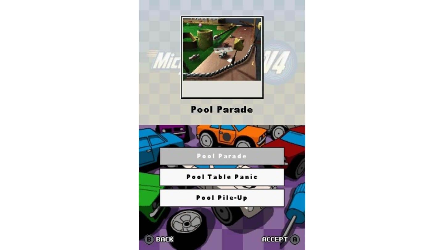 Micro Machines v4 DS 5