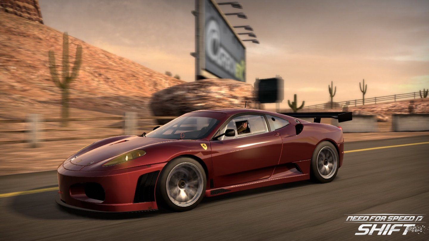 Need for Speed: Shift [Xbox 360]