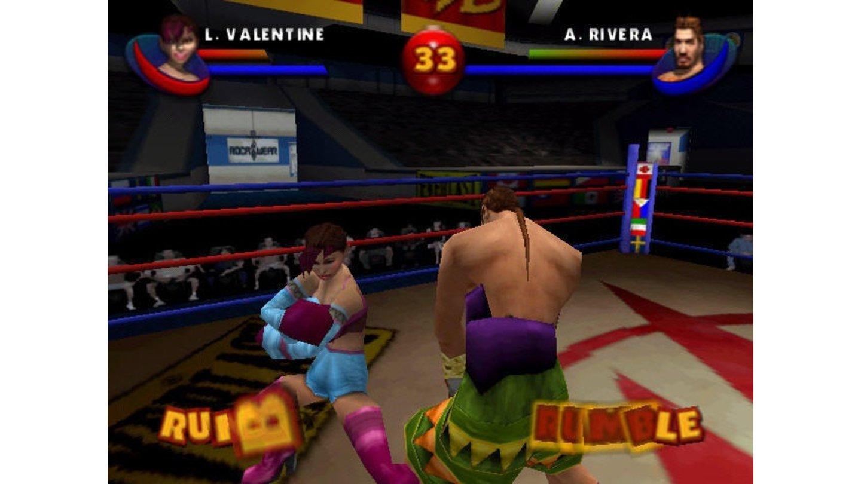 Ready 2 Rumble Boxing: Round 2 Nintendo 64