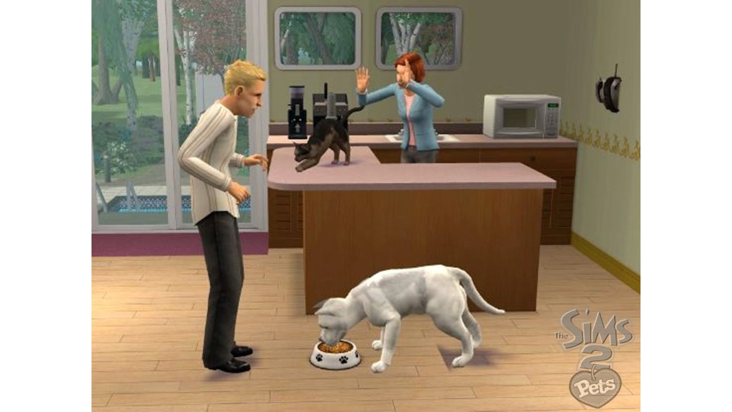 Sims 2 Haustiere 9