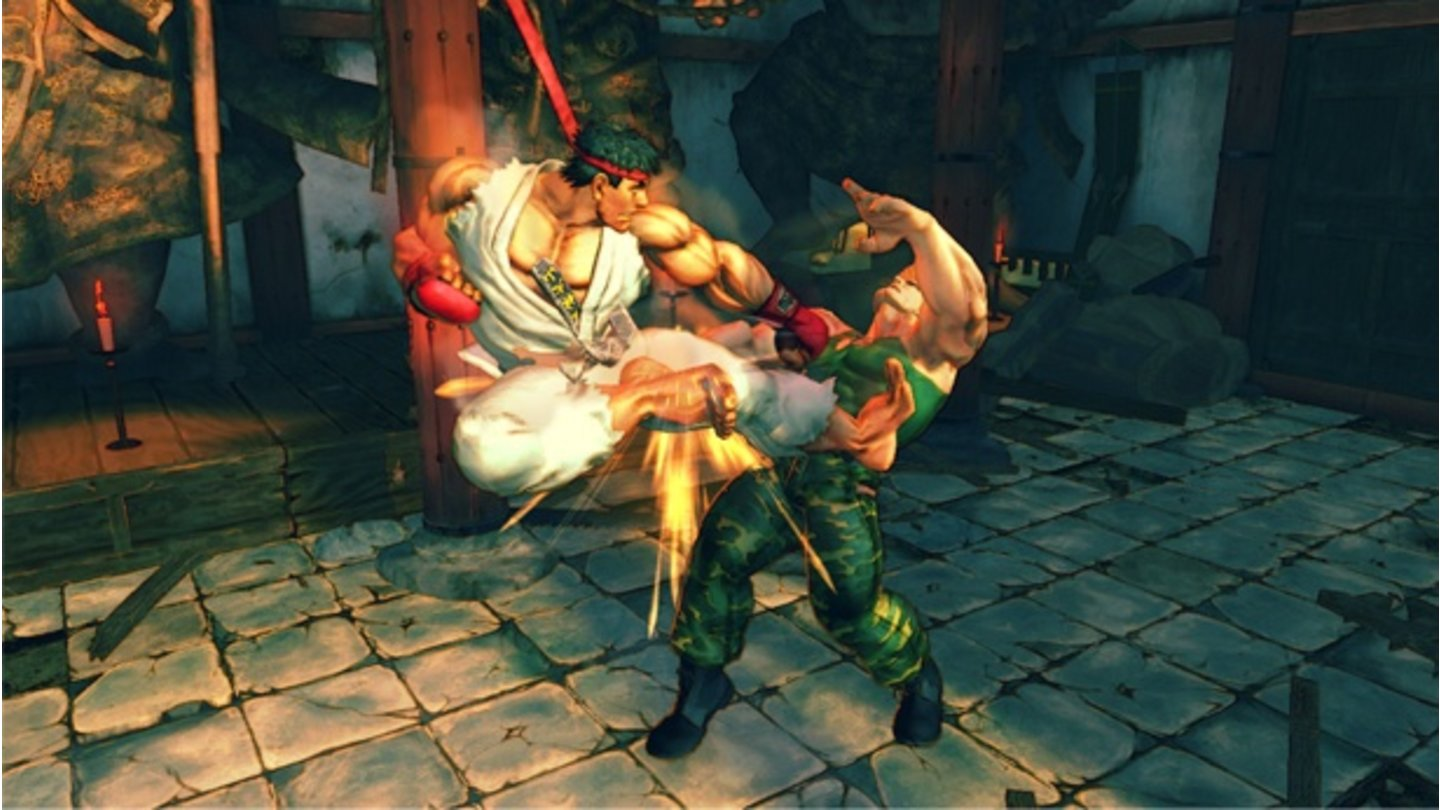 Street Fighter IV 12