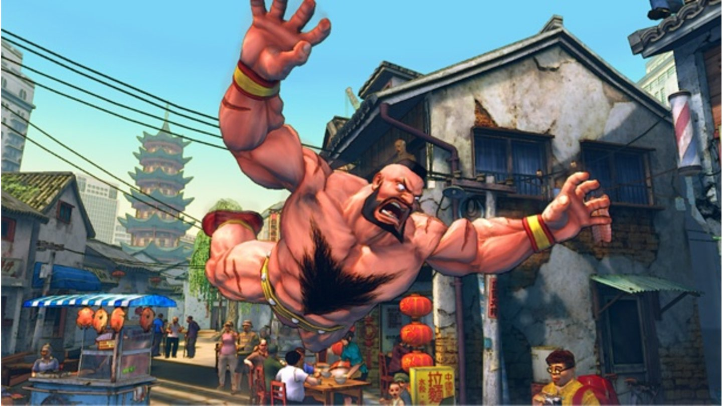 Street Fighter IV 19
