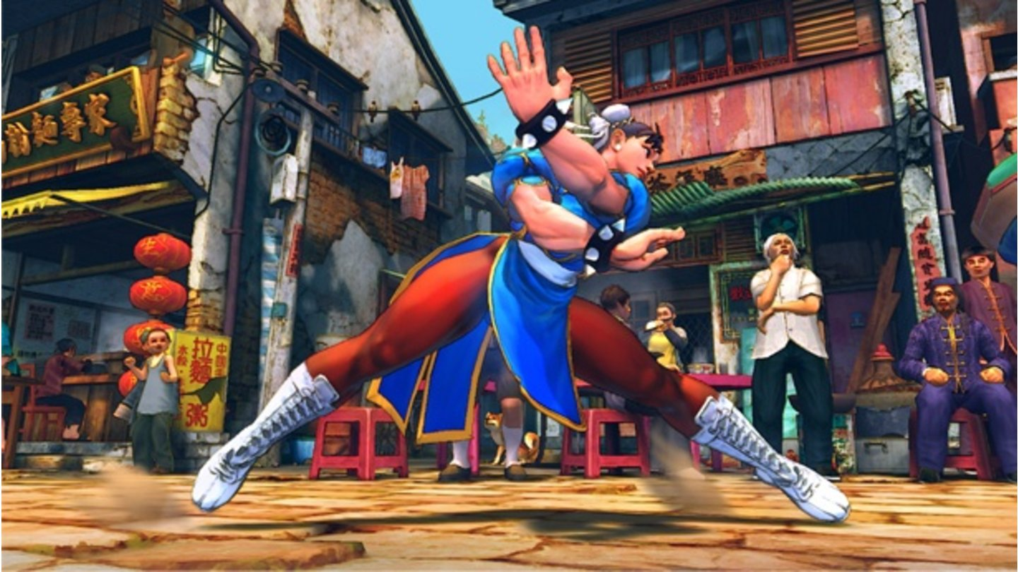Street Fighter IV 22