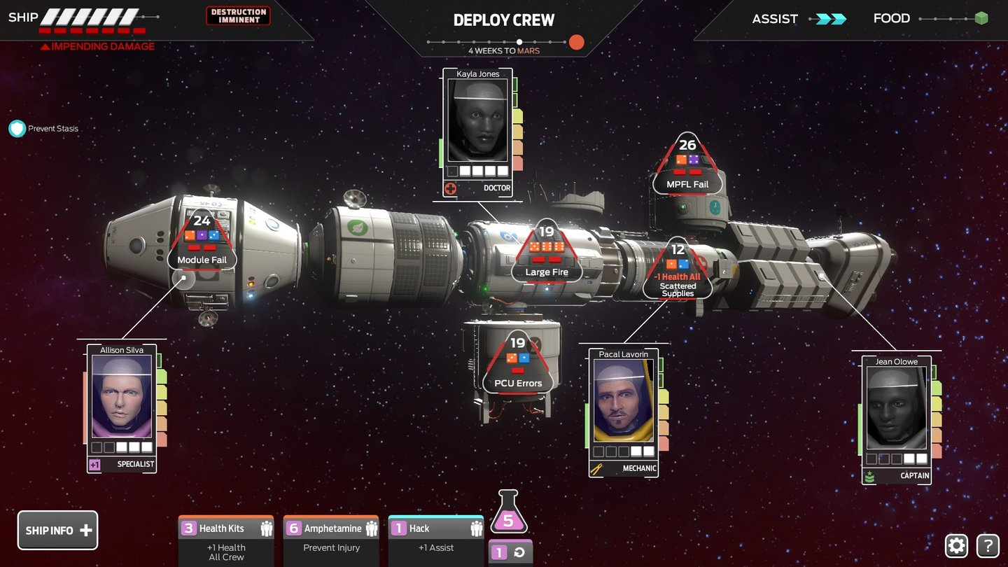 Tharsis - Screenshots