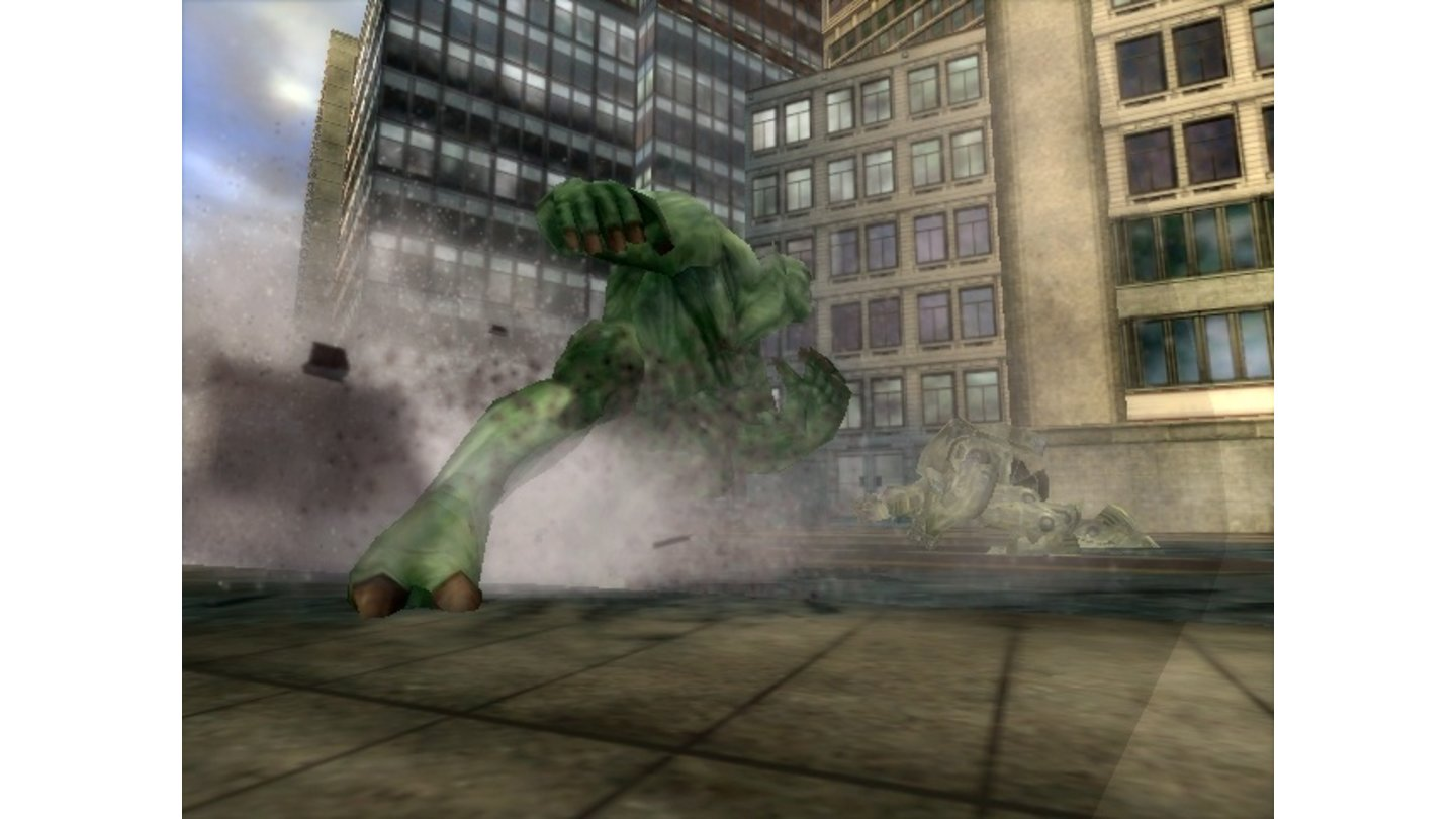 The Incredible Hulk Ultimate Destruction 10