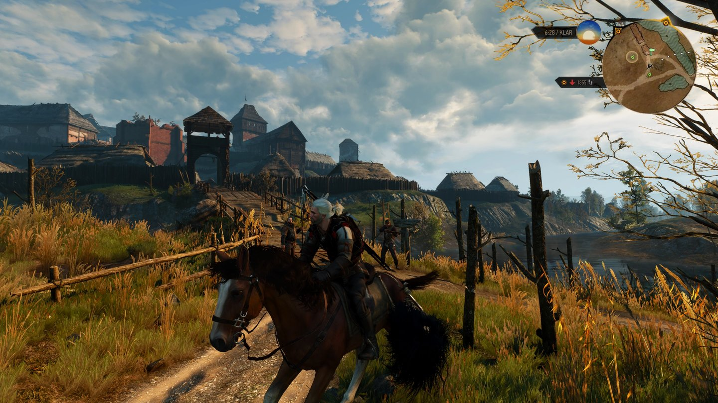 The Witcher 3: Wild Hunt (4K)