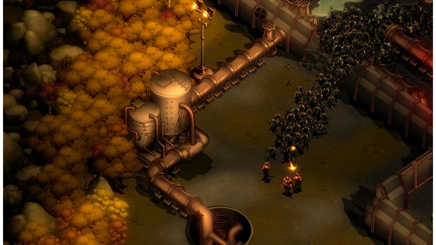 They Are Billions - Screenshots der Kampagne