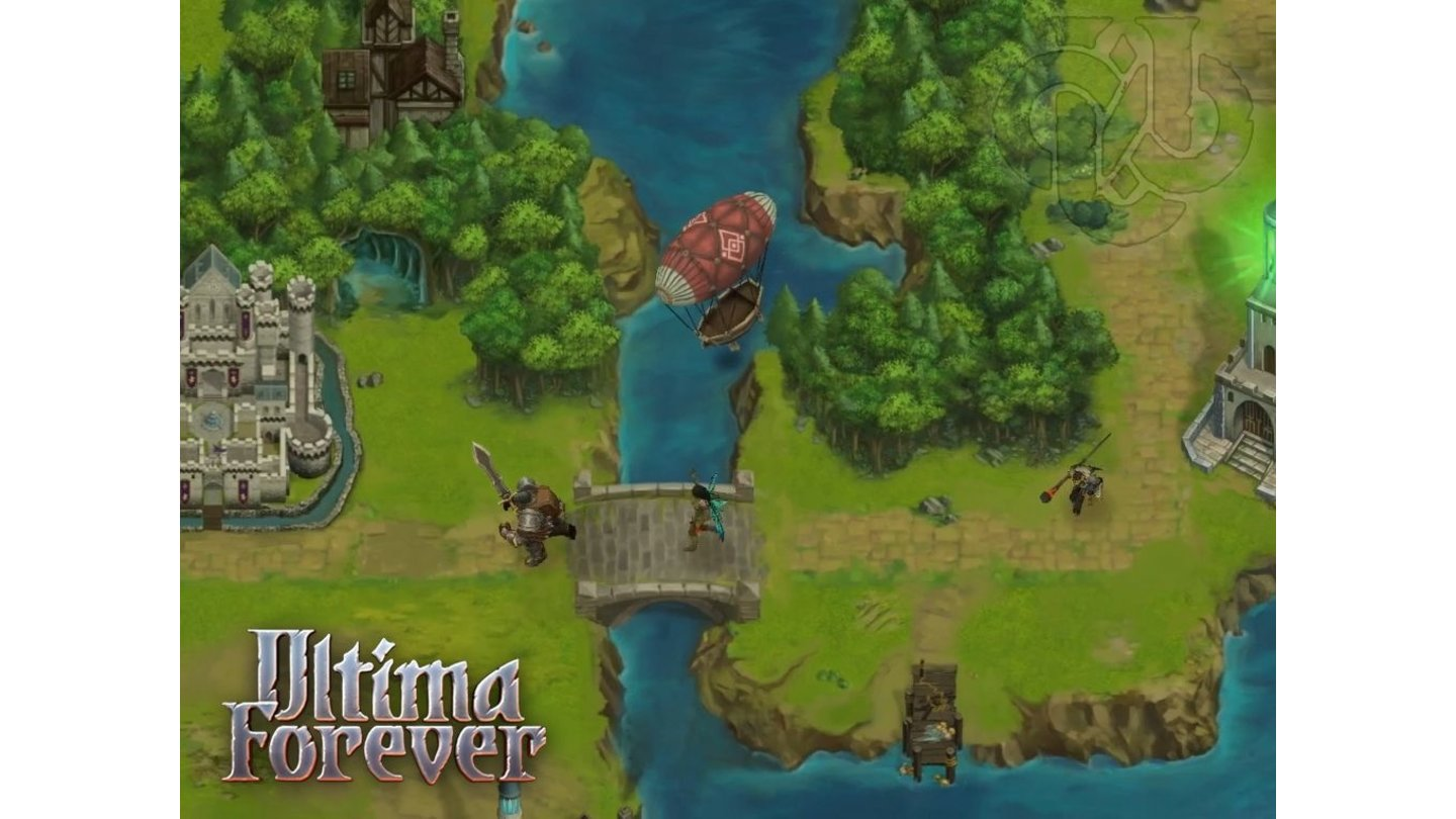 Ultima Forever: Quest for the Avatar