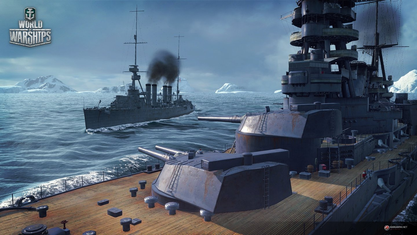 World of Warships - Screenshots zum offiziellen Release