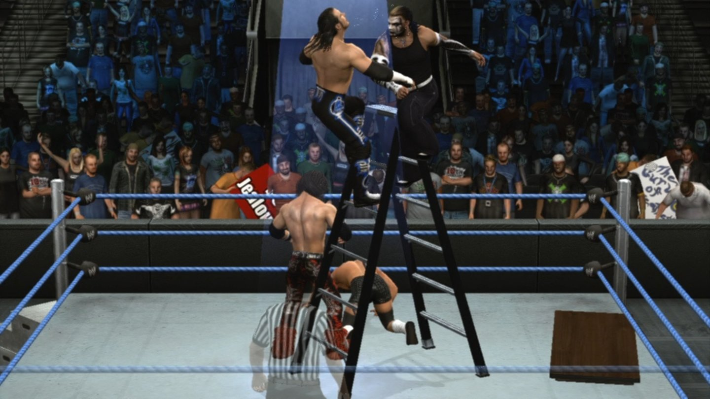 WWE Smackdown vs. Raw 2010 [PS3, 360]