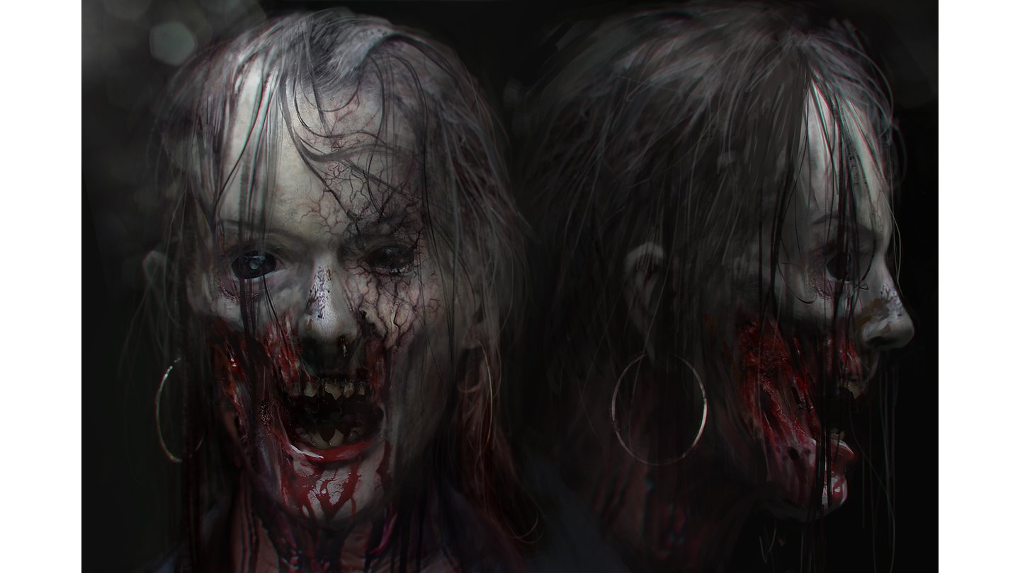 ZombiU - Artworks