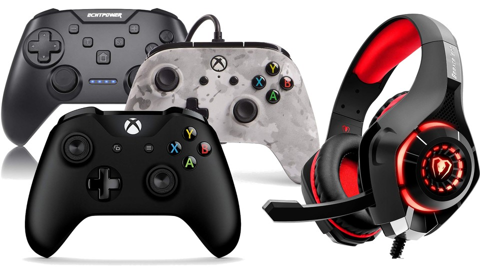 Controller & Headsets