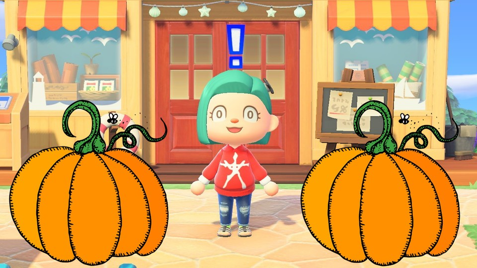 OHO! Infos zum Herbst-Update in Animal Crossing: New Horizons sind da.