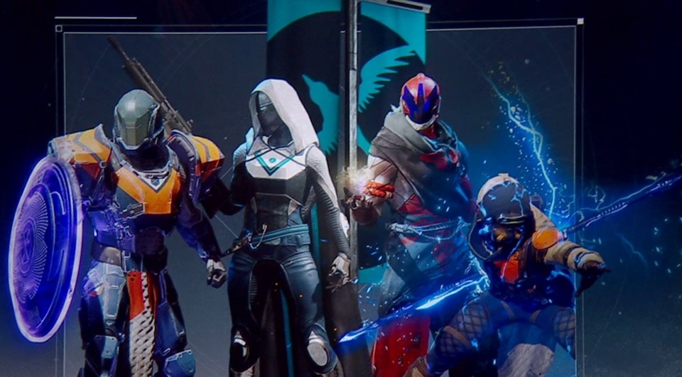 Destiny 2: Die Clan-Server sind online.