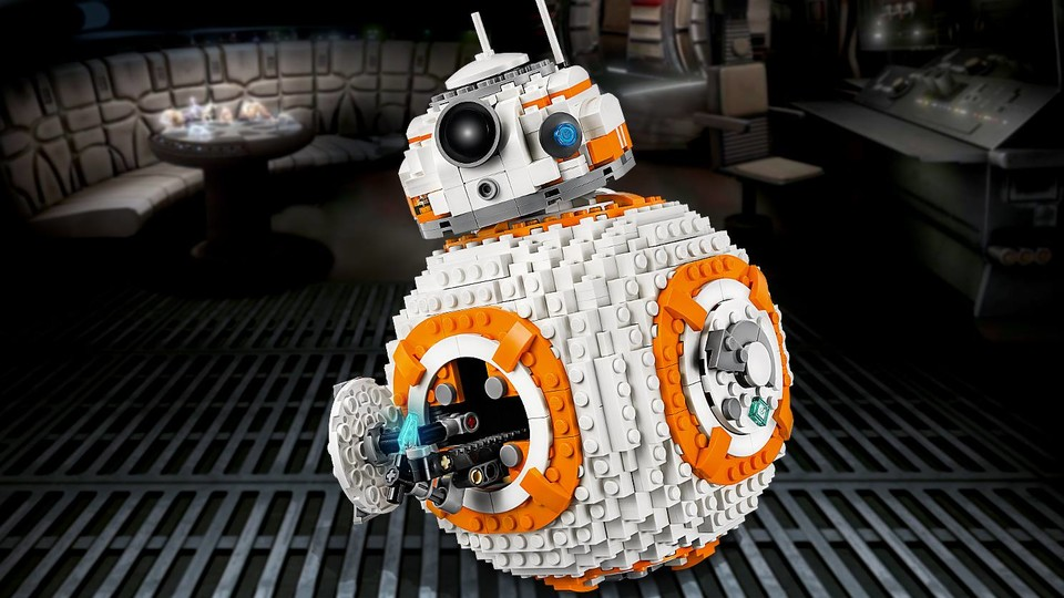 LEGO BB-8 Force Friday