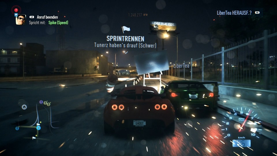 Das Living-Game-Update für Need for Speed erscheint am 25. November 2015.