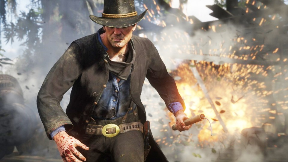 Red Dead Redemption 2 Deutsche Synchronisation
