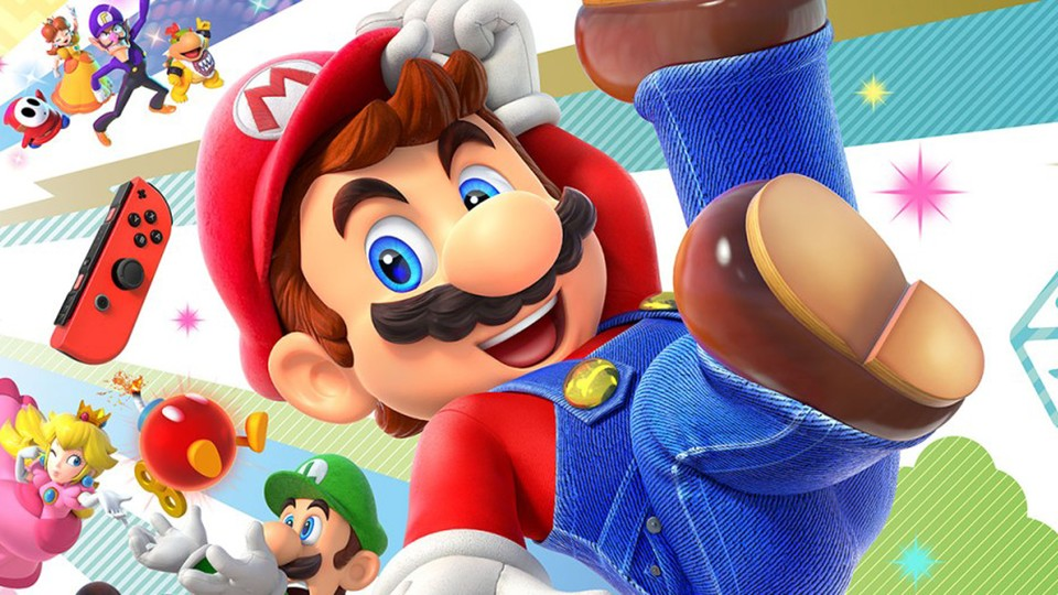 Super Mario Party im Test für Nintendo Switch.