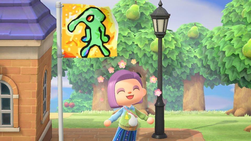 Animal Crossing New Horizons Alles Zu Design Codes Qr Mehr