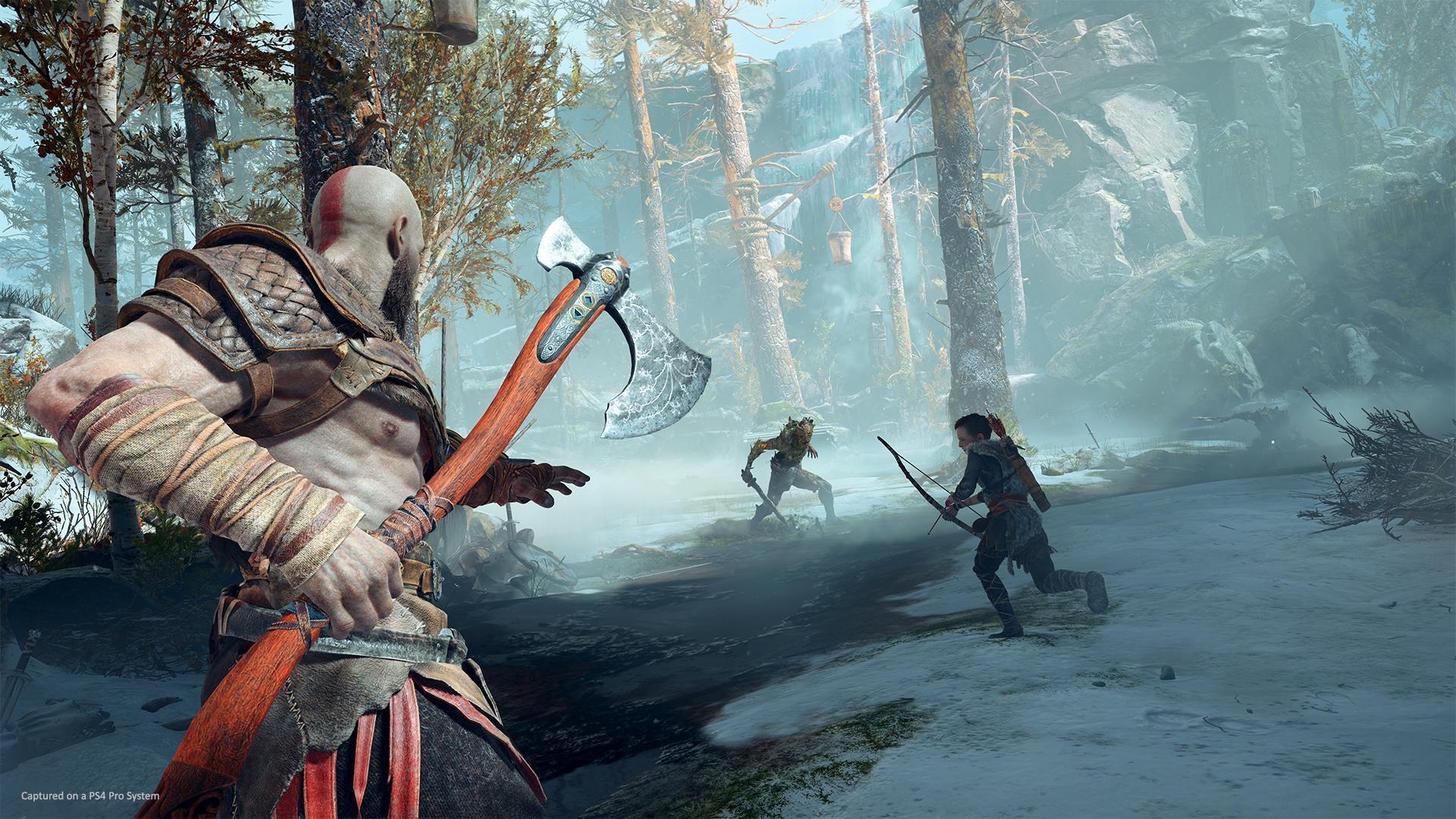 God of War - Tipps & Tricks zum Spielbeginn - Rage-Modus, Parieren & mehr
