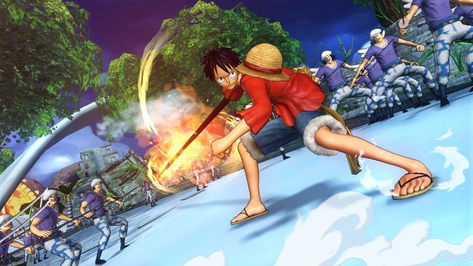 One Piece Pirate Warriors 2 Im Test