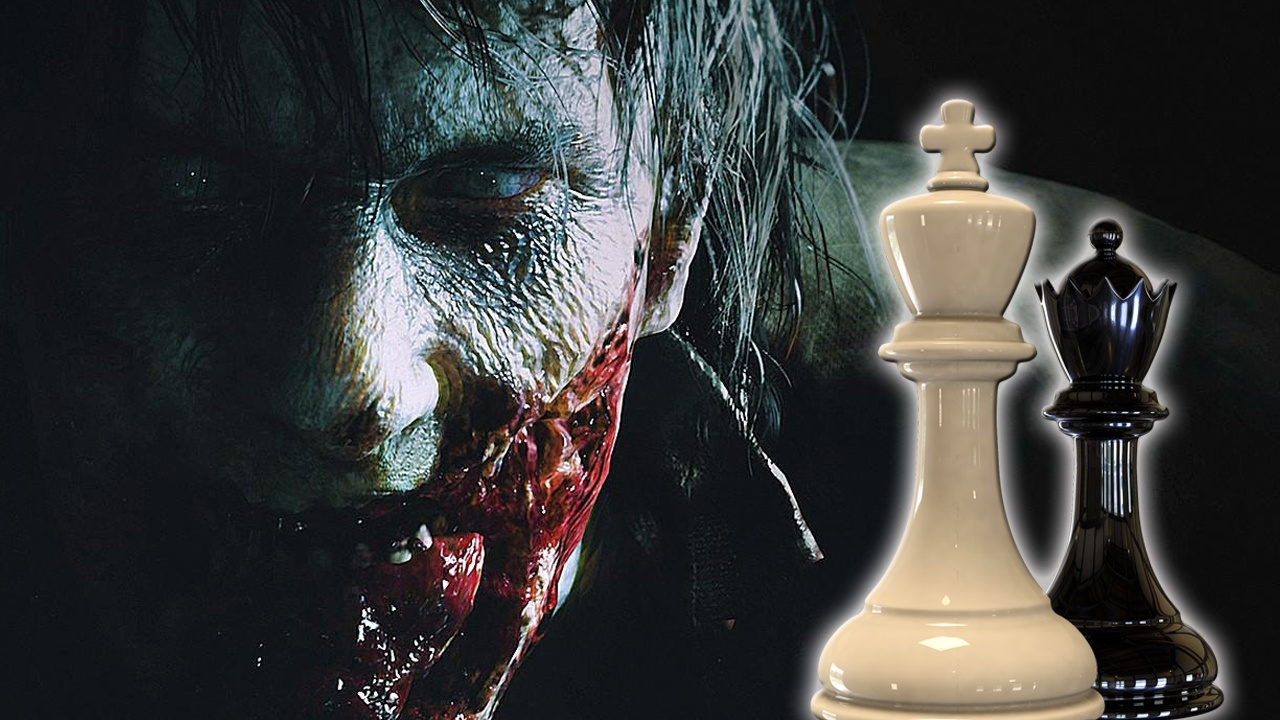 Resident Evil 2 Schachfiguren Finden