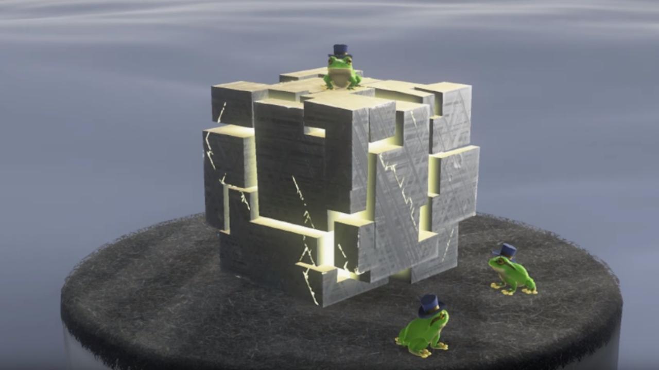 Super Mario Odyssey - So zerstört ihr die grauen Metallblöcke